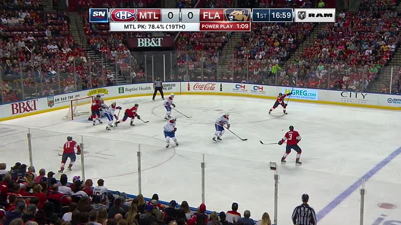 NHL 2020-03-07 RS Montreal Canadiens - Florida Panthers