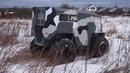 Вездеход - болотоход Вологда гонки по бездорожью видео