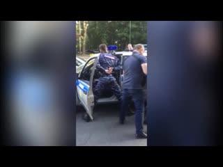 Задержание росгвардейцев за подброс наркотиков