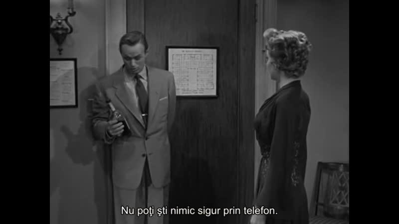 Filme 16 1952 Don't Bother To Knock Os Meus Lábios Queimam Roy Ward Baker Marilyn Monroe
