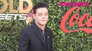 Rami Malek Walks The Red Carpet At The 2020 Gold Meets Golden Party In Beverly Hills 1.4.20