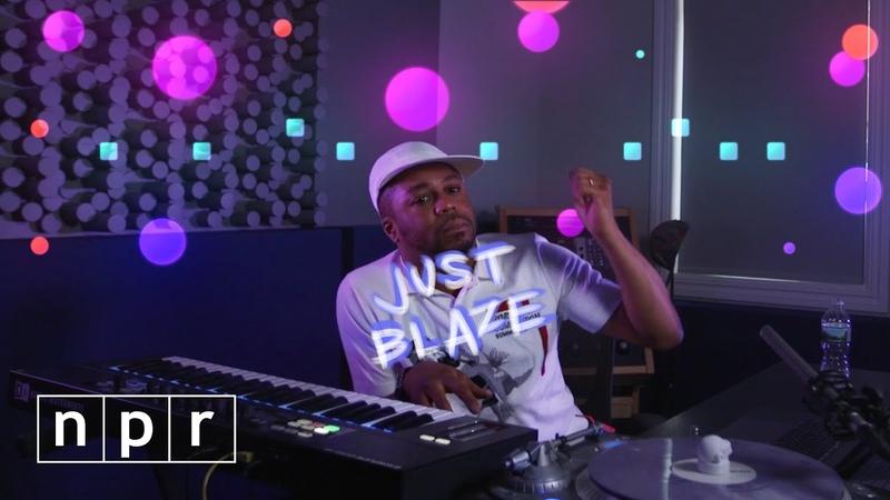 Just Blaze Unpacks His Samples For Beyoncé and Jay-Z | The Formula | NPR Music [DOPETA]