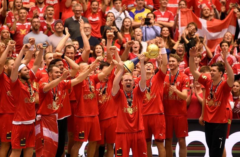Сборная Дании — чемпион мира-2019