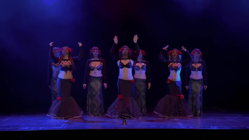 ZOE JAKES COVEN theatrical tribal fusion at The Massive Spectacular Beats Antique