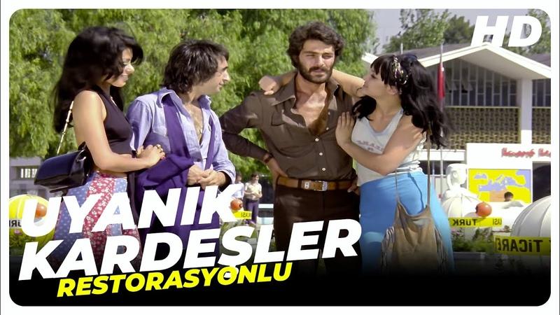 Nostalji Uyanık Kardeşler | Eski Türk Filmi Tek Parça (Restorasyonlu)