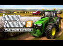 Farming Simulator 19 - Planted first crop. Will it grow? FarmingSimulator RichardOnRetro