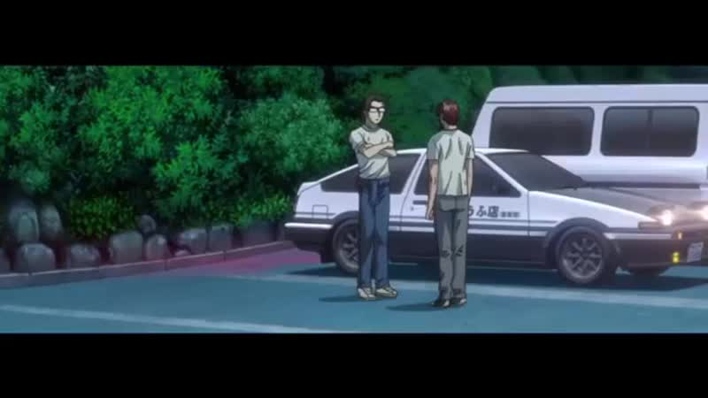Initial d final stage cars edit