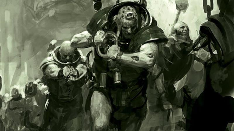 Warhammer 40000 ● Сила Веры ПСИХИЧЕСКОЕ ПРОБУЖДЕНИЕ