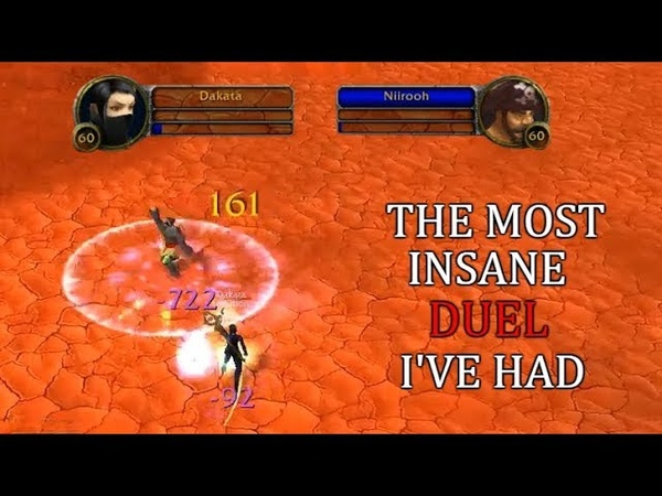 The Most Insane Duel I've Had Discipline Priest PvP WoW Classic