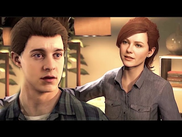 Tobey Maguire Gets Awkward With Kirsten Dunst Mary Jane In Spider Man Ps4 DeepFake
