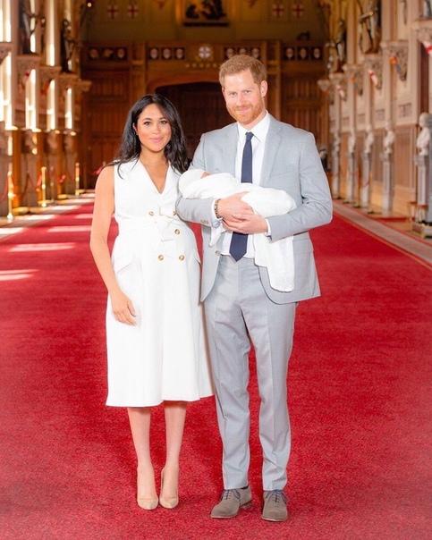 Меган Маркл и принц Гарри хотят усыновить ребенка из Африки!