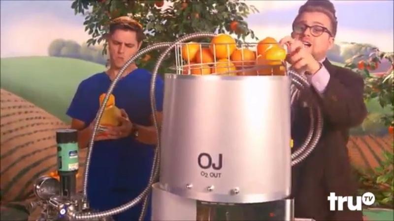 Адам портит все Почему все апельсиновые соки не натуральны