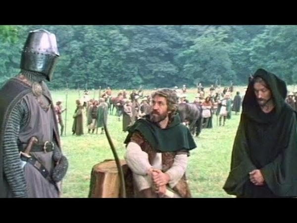 Баллада о доблестном рыцаре Айвенго. (1982) Приключенческий фильм.