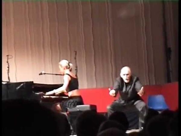 Elena Tourbina Bob Seeley La Roquebrou boogie woogie a huit mains eight hands piano