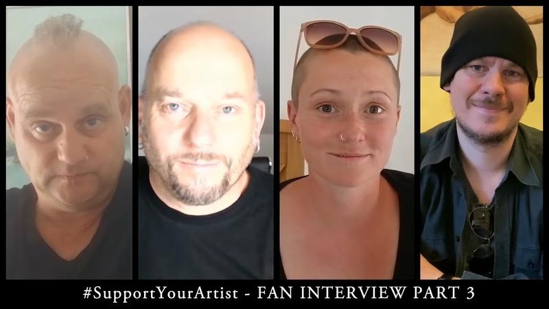 MONO INC. - SupportYourArtist Fan-Interview (Part 3)