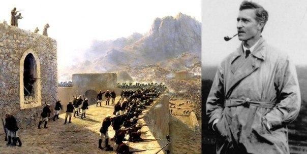 В 1917 году Великобритания воевала с Османской империей в Палестине Турки хорошо укрепились и взять штурмом их было очень трудно.Ричард Майнерцхаген, старый разведчик, решил взять их хитростью.