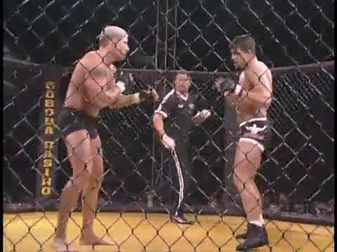 Pete Williams vs Rick Mathis KOTC 7 Wet and Wild 2001