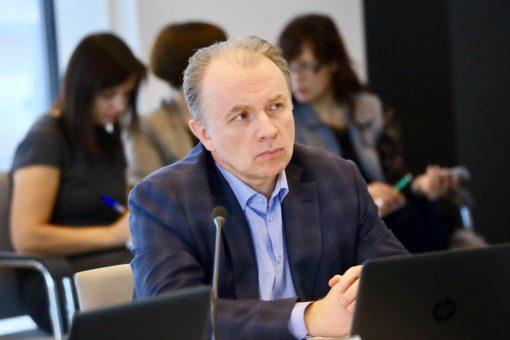 Игорь Климов (фото Дарьи Федотовой)
