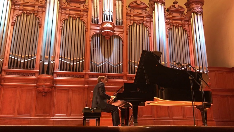Shostakovich. Elegie. Dmitry Masleev. Bis. Moscow, 27.01.18