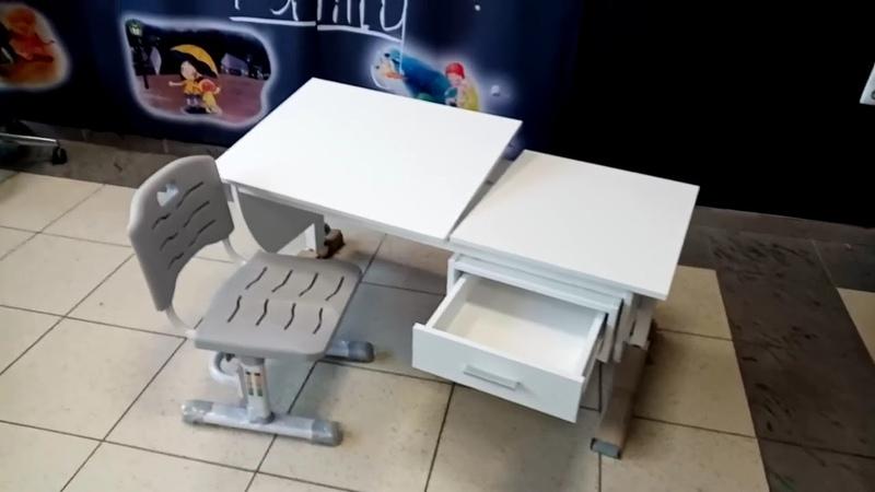 Выбор детского эргономичного ортопедического стола парты по спец предложению купить в Минске