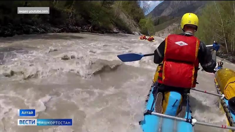 Реки по колено и горы по плечо экспедиция из Башкирии пройдет маршрутом Рериха