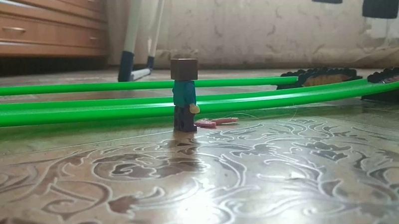 Лего КРАФТ. Мини мультики. Серия 1