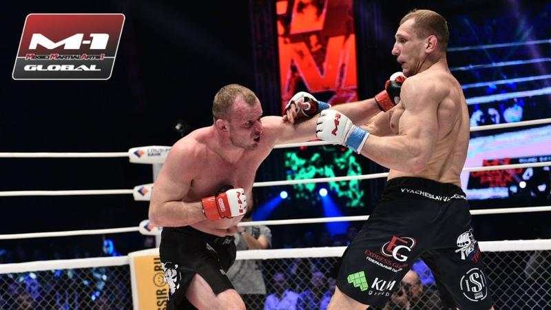 Шлеменко VS Василевский 2 Реванш Второй бой легендарного противостояния