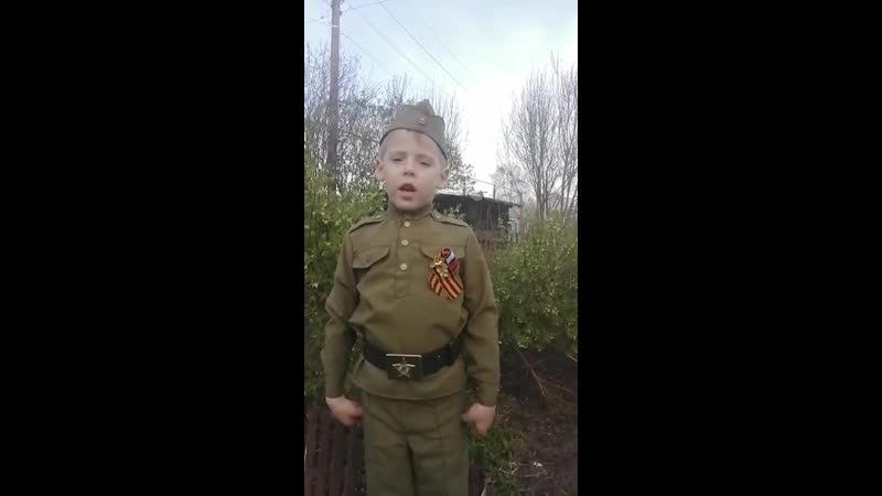 Семенистов ПАвел, 6 лет, гр. Крепыши