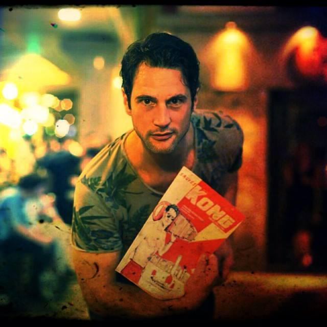 Матье и его журнал
