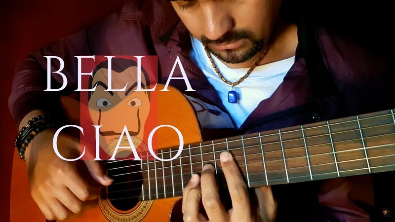 33 Bella Ciao Classical Guitar by Luciano Renan