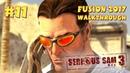 Serious Sam 3 BFE Fusion 2017 прохождение игры Уровень 11 Последний человек на Земле Mental