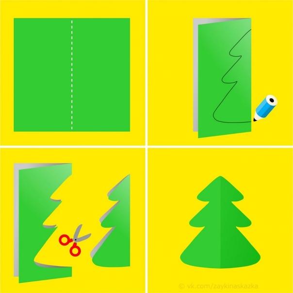 СНЕГОВИК ИЗ ЦВЕТНОЙ БУМАГИ Простая зимняя аппликация, с которой справятся даже малыши. При необходимости взрослые могут помочь ребёнку приготовить некоторые детали для поделки. Готовую