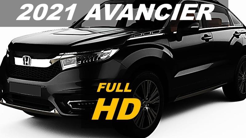 ALL NEW 2021 HONDA AVANCIER - SUPER PREMIUM HYBRID CAR BEST FAMILY VEHICLE