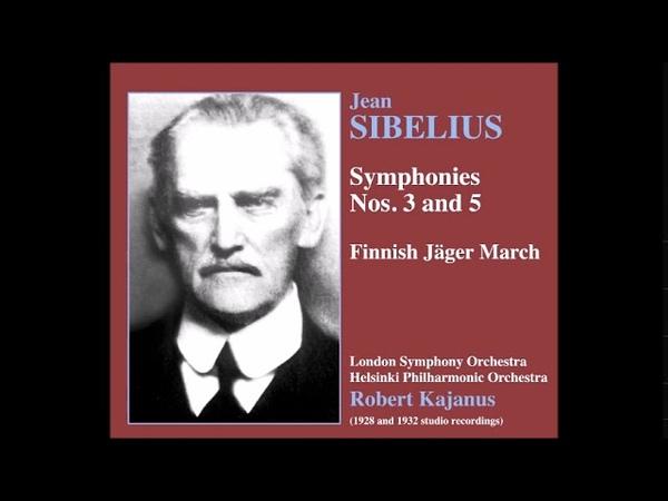 Sibelius Symphony No 3 en Ut Majeur Opus 52 II Andantino con moto quasi allegretto