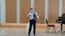 Посмотрите как играет молодой гармонист-виртуоз. Субботея - С. Сметанин. Исполняет Умар Бикбаев