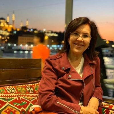Lyudmila, 49, Istanbul