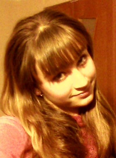 Дарья Кучер