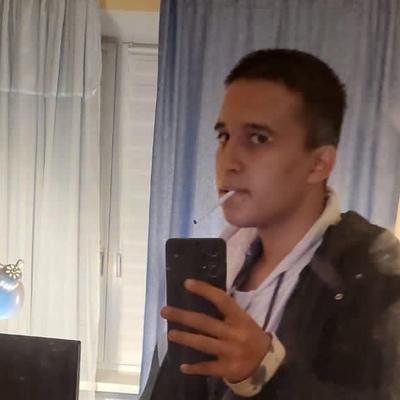 Андрюха, 21, Moscow