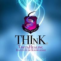 Логотип Обучение Тета-Хилинг и Академия любви