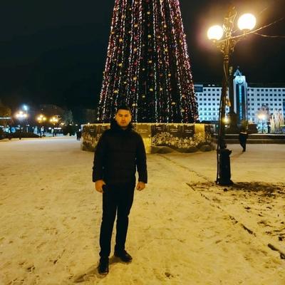 Кадамбаев, 24, Fryazino