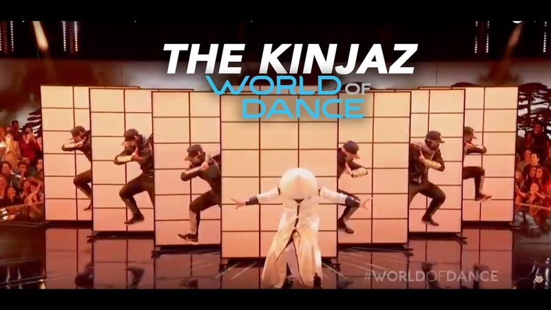 Kinjaz All performances NBC World of Dance S1