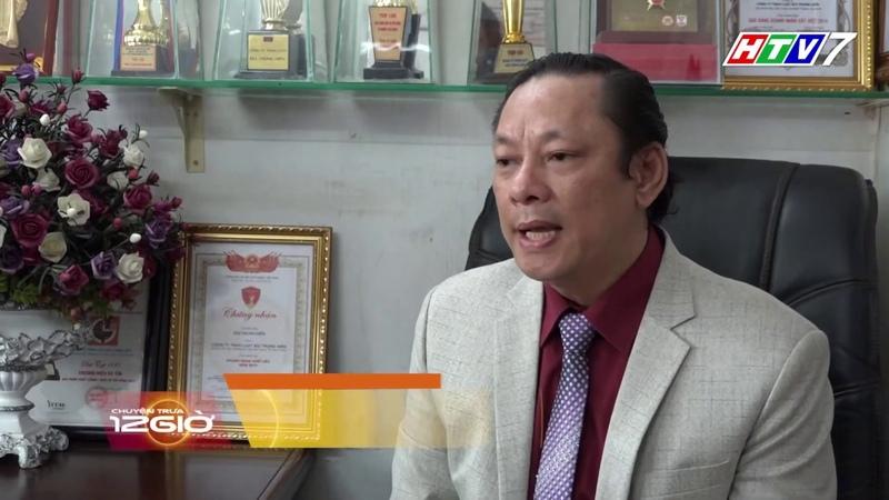 HTV7 Luật sư BÙI TRỌNG HIỂN Băng ngang qua đường không đúng qui định bị xử phạt như thế nào