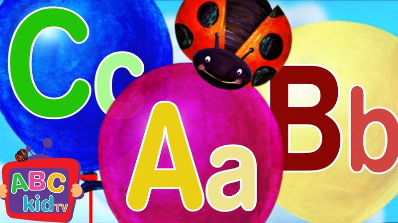 ABC Song with Cute Ending (Upper and Lower-Case Letters)   CoComelon Nursery Rhymes Kids Songs