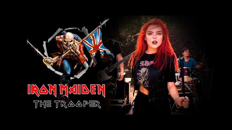 The Trooper Iron Maiden by The Iron Cross