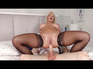 London River - Overprotective StepMom - Anal Sex MILF Blonde Big Tits Juicy Ass Deepthroat Stockings Shaved Pussy Cum Porn Порно