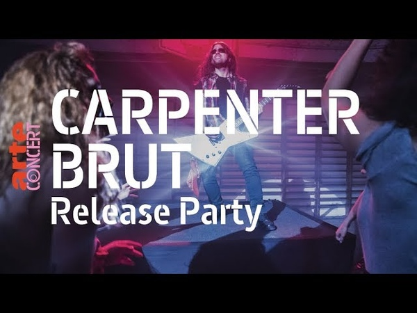 Carpenter Brut Release Party ARTE Concert