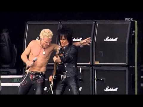 Billy Idol Live at Rock am Ring Rebel