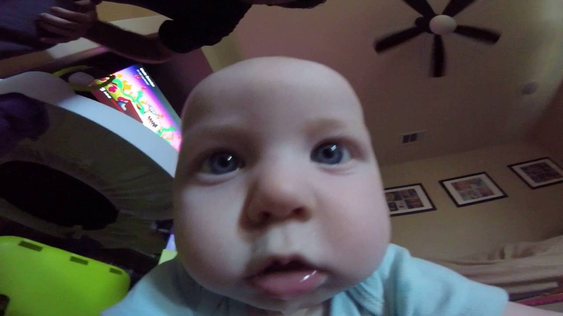 My Son Ate My Go Pro Hero Session