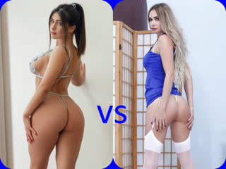 Tru Kait VS Bella Morningstar