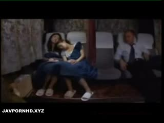 Japanese Father fuck daughter mom
